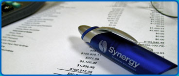 Take control of your business with our easy to use business management & accounting system Synergy Financials
